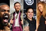 """Geriausias šio dešimtmečio MMA kovotojas: keturi pagrindiniai pretendentai ir """"Sportas.lt"""" lankytojų nuomonė"""