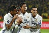 R.Varane'as nori savo karjerą praleisti Madride