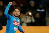 """Italijoje """"Napoli"""" neturėjo vargo su """"Benevento"""""""