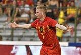 """Belgijos rinktinės treneris: """"Jeigu norime laimėti pasaulio čempionatą, negalime kliautis vien individualiu talentu"""""""