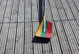 Pasaulio irklavimo čempionate keturviečių valčių atrankoje lietuviai iškovojo tiesioginį kelialapį į pusfinalį