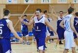"""""""Trakai"""" laimėjo principines rungtynes prieš Vilniaus klubą, Palangos ekipa įspūdingai nušlavė """"Olimpą"""" (visi rezultatai)"""