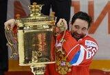 Rusijos ledo ritulio legenda įklimpo į dopingo skandalą: triskart pasaulio čempionas D.Zaripovas sulaukė dvejų metų diskvalifikacijos