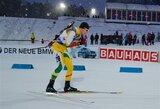 Pasaulio biatlono taurė: Lietuvos vyrai – arti dvidešimtuko