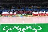 Tokijo olimpinių žaidynių krepšinio turnyre – naujas formatas, siekantis panaikinti galimybę rinktis varžovą
