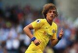 """D.Luizas pradėjo derybas su """"Chelsea"""" dėl naujo kontrakto"""