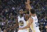 """K.Durantas apie D.Greeno diskvalifikaciją: """"NBA atsitinka nesąmonių"""""""