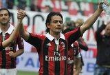 "F.Inzaghi: ""Mano rekordo nepasieks nei C.Ronaldo, nei L.Messi"""