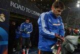 "S.Cazorla nori I.Casillasą matyti ""Arsenal"" klube"