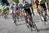 E.Juodvalkis laimėjo klasikines dviračių lenktynes Belgijoje