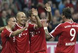 """Naujasis """"Bundes"""" lygos sezonas vainikuotas """"Bayern"""" pergale"""