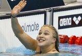 J.Ruddas: apie R.Meilutytės vargus ruošiantis olimpiadai ir tikslus Rio de Žaneire