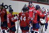"""Geriausia NHL reguliariojo sezono ekipa antrus metus iš eilės tapo """"Capitals"""""""