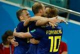 """K.Anderssonas: """"Švedija turi daug potencialo žengti į aštuntfinalį"""""""