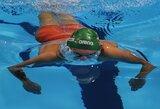 G.Titenis pasaulio plaukimo čempionate - 11-as, D.Rapšys - 14-as (atnaujinta)