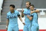 """H.Kane'o dublis paženklintas """"Tottenham"""" pergale"""