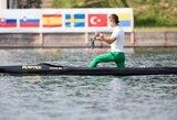 Kanojininkas V.Korobovas laimėjo pasaulio jaunių čempionato atrankinį plaukimą (visi lietuvių rezultatai)