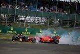 Kaltę prisiėmęs S.Vettelis paaiškino, kodėl įvyko susidūrimas su M.Verstappenu