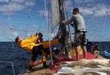 """""""Sydney Hobart"""" regatos pusiaukelėje """"Ambersail"""" pakilo į 14-ąją vietą"""