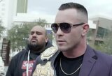 C.Covingtonas užsipuolė prie kazino stalo sėdėjusį UFC prezidentą ir liepė paaiškinti, kodėl jis negavo titulinės kovos