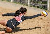 Masiškumu pasižymėję Lietuvos paplūdimio tinklinio čempionatai nuteikė šviesiai ateičiai