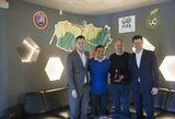 Pasaulio futsal čempionato arenoms Lietuvoje – pagyrimai iš FIFA vadovų