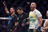 """""""UFC 251"""" turnyre planuojamos net trys titulinės kovos"""