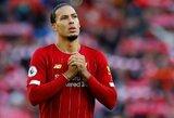 """""""Liverpool"""" gynėjas atskleidė, ko tikisi iš savo karjeros"""