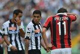 """Tragiškas """"Milan"""" sezonas tęsiasi"""