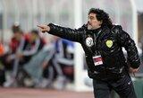 D.Maradona – kandidatas į JAE futbolo rinktinės trenerio postą