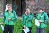 Europos jaunimo baidarių slalomo čempionate startavo 8 Lietuvos atstovai