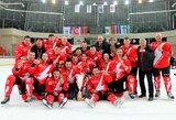 """Dramatiškame Lietuvos čempionato finale """"Hockey Punks"""" patampė nervus """"Energijai"""""""