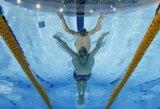 """D.Margevičius antrą kartą tapo """"Nordic"""" plaukimo varžybų čempionu"""