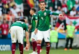 Meksikos futbolo legenda R.Marquezas baigia karjerą