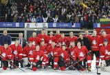 Lietuvos ledo ritulio rinktinė į turnyrą Latvijoje išvyko ne stipriausios sudėties
