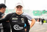 R.Baciuška išvyksta į aštuntąjį pasaulio ralio-kroso čempionato etapą