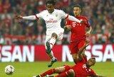 """""""Benfica"""" namuose atsilaikė prieš """"Bayern"""", tačiau atsisveikino su Čempionų lyga"""