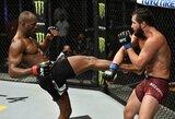 """""""UFC 261"""": pagrindinis įvykis –K.Usmano ir J.Masvidalio antroji kova, planuojama 15tūkst. sirgalių"""