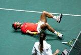 """R.Nadalis """"ištempė"""" Ispanijos rinktinę į Daviso taurės finalą"""