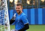 E.Zubas Turkijoje nepraleido įvarčių, J.Lasickas Serbijoje žaidė 90 minučių