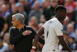 """Nesutarimus su P.Pogba prisiminęs J.Mourinho: """"Visuomet klubo poreikius stačiau į priekį"""""""