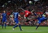 """W.Rooney sugrįžimas į """"Old Trafford"""" stadioną pažymėtas """"Manchester United"""" pergale"""