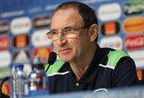 M.O'Neillas tiki, jog S.Colemano netektis airiams yra lygiai tokia pat skaudi, kaip G.Bale'as Velsui