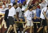 """Kryžminių kelio raiščių traumą patyręs M.Asensio: """"Šiuo metu yra sunku susitaikyti su viskuo"""""""