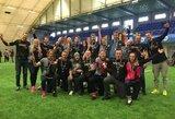 Lietuviai šturmavo Estijos lėkščiasvydžio turnyrą
