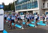 Pasaulio vasaros biatlono čempionate lietuviai gerais rezultatais nedžiugino