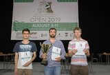 """Lietuvis – tarp didžiausio Šiaurės Europoje """"RTU Open"""" šachmatų festivalio nugalėtojų"""