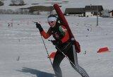 Jaunimo Baltijos taurės biatlono varžybose Estijoje lietuviai iškovojo vieną medalį