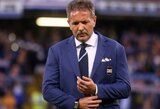 """""""Milan"""" ir """"Benfica"""" turi naujus trenerius"""