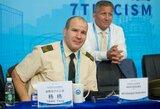 M.Ežerskis išrinktas į tarptautinės imtynių federacijos sportininkų komisiją